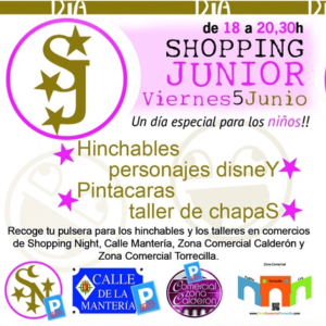 SHOPPING JUNIOR