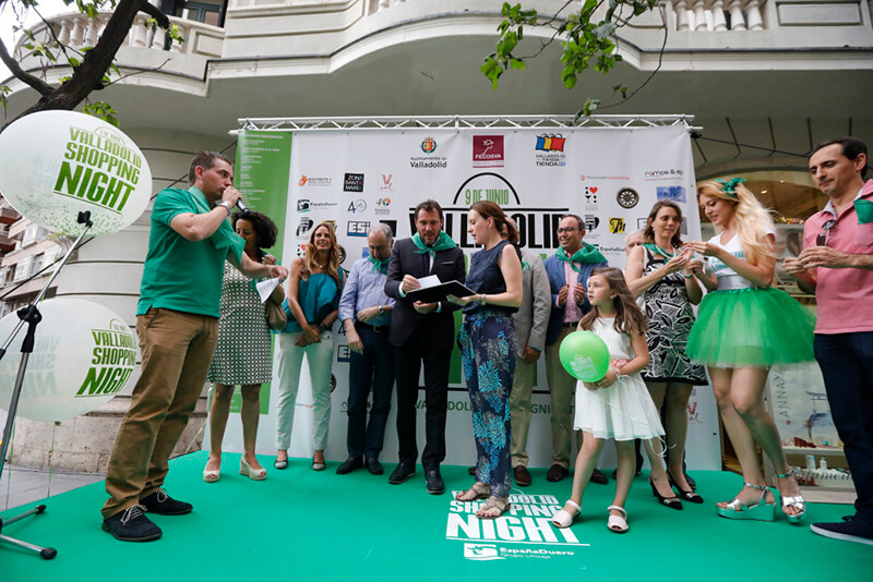Valladolid shoppping night 2017 fecosva comercio de valladolid - Caja espana duero oficina virtual ...
