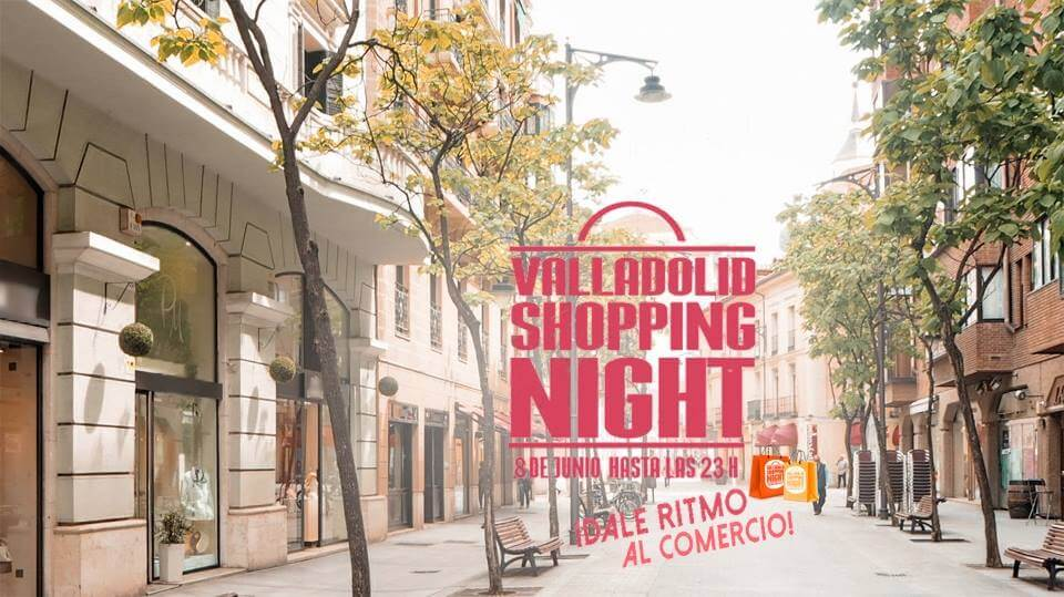 Shopping Night Valladolid
