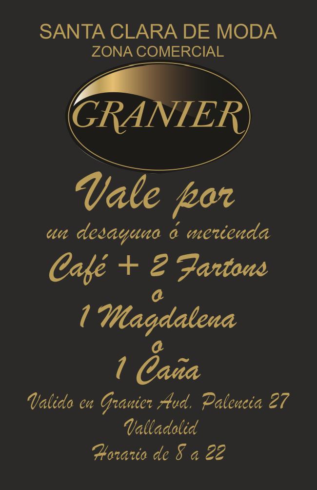 Desayunos Granier
