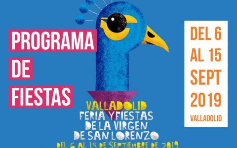 Fiestas San Lorenzo Valladolid