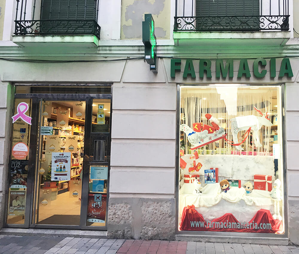 Farmacia Mantería